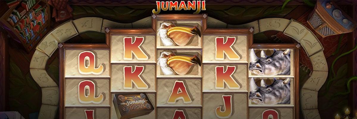 Bild Jumanji Slot Box